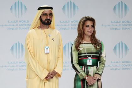 Princess Haya escaped from her husband